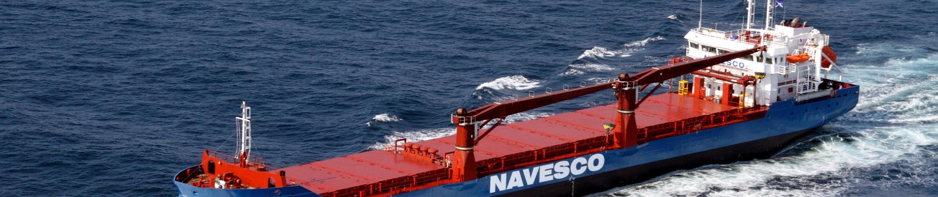 Chartering dry cargo